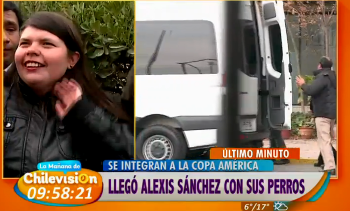 Captura de pantalla   Chilevisión