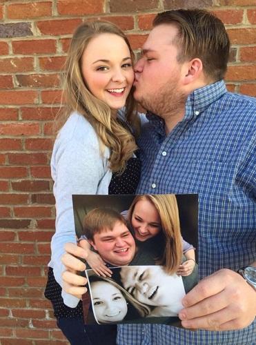 Así celebraron sus 2 años juntos | Facebook