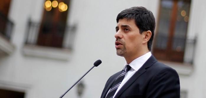 Marcelo Díaz, vocero de Gobierno | ARCHIVO | Agencia UNO
