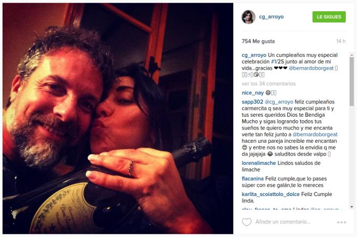 Carmen Gloria Arroyo | Instagram
