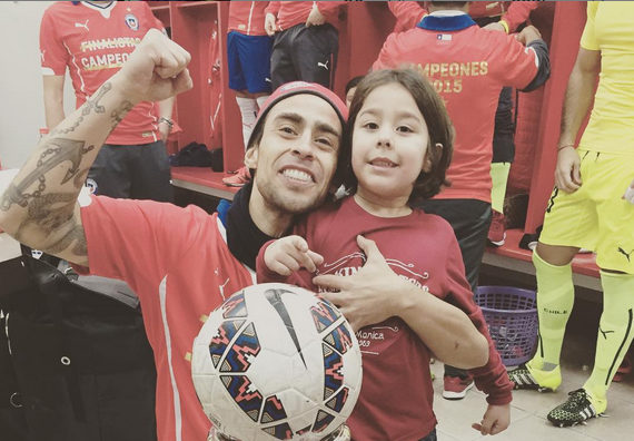 Jorge Valdivia | Instagram