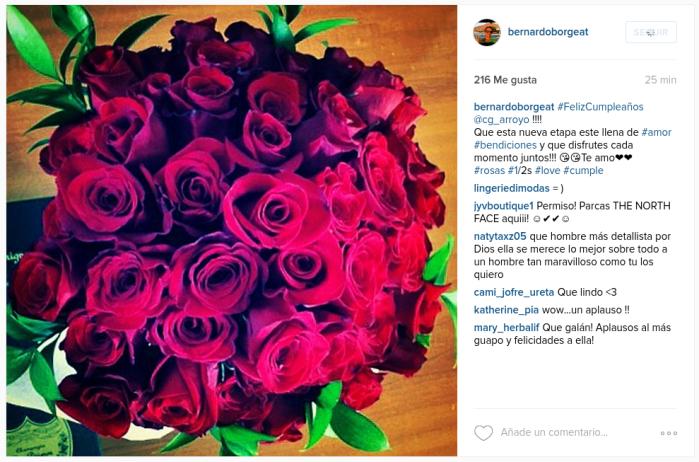 Bernardo Borgeat | Instagram