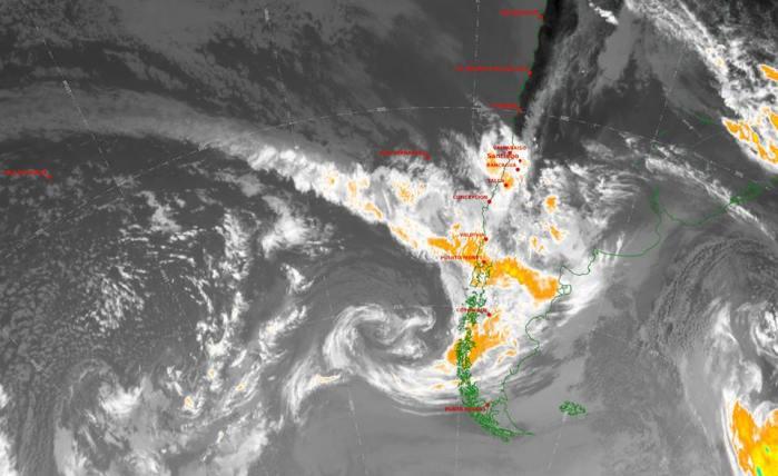 Dirección Meteorológica de Chile   Facebook