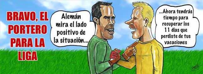 Caye | Diario Sport