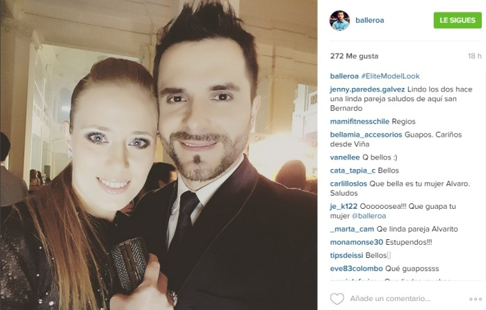 Alvaro Ballero | Instagram