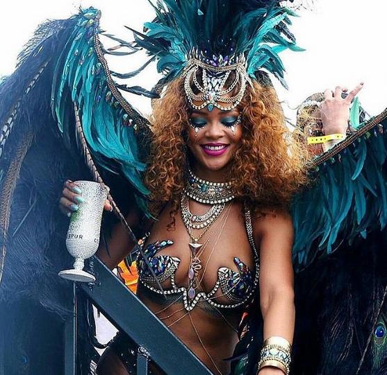 Rihanna |Instagram