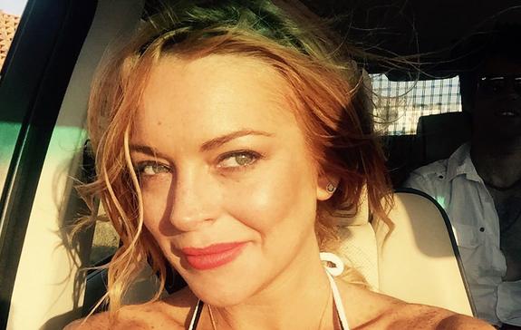 Lindsay Lohan | Instagram
