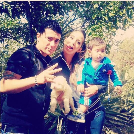Facundo al año de edad | Roxana Hernández - Instagram