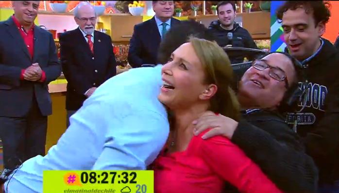Captura de pantalla   TVN