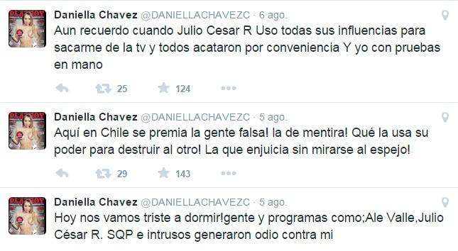 Daniella Chavez | Twitter