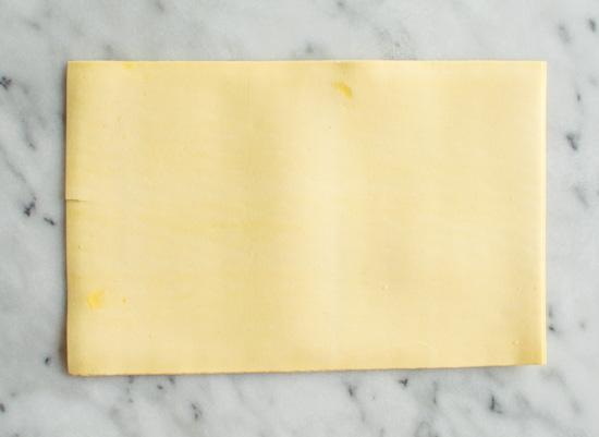 La pasta fresca | Lisa Lin | Healthy Nibbles and Bits