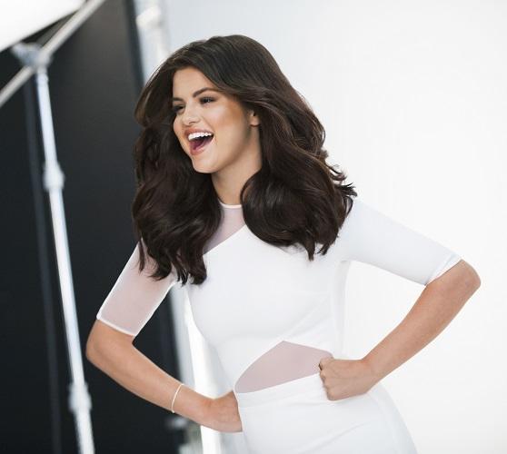 Selena Gomez para Pantene
