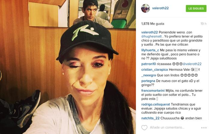 Valentina Roth | Instagram