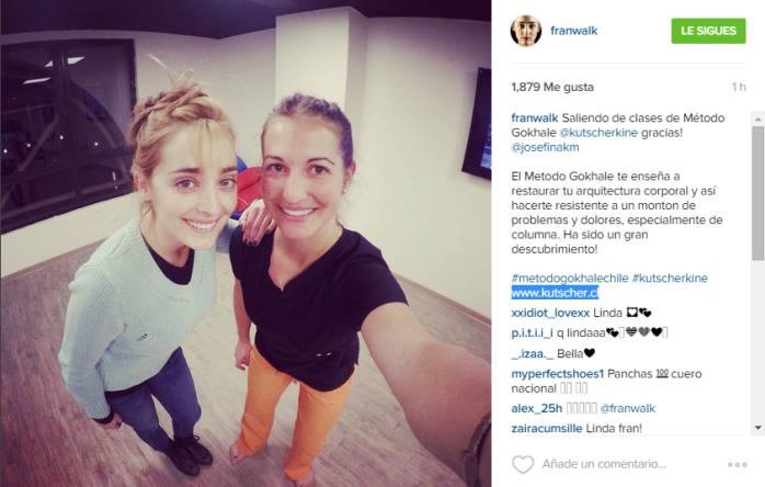 Fran Walker | Instagram