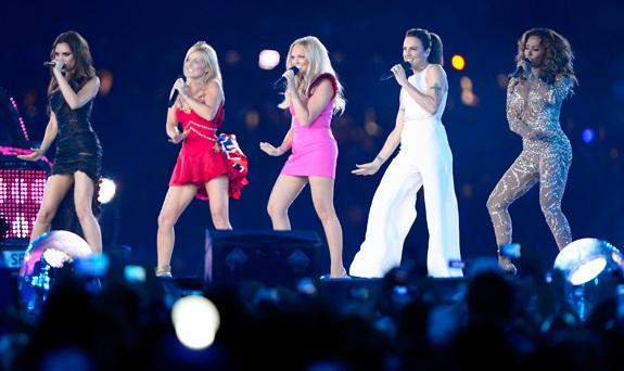 Spice Girls   Olimpiadas de Londres