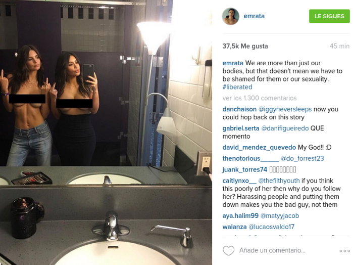 Emily Ratajkowski | Instagram