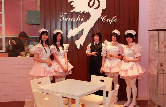 Tenshi Café / Facebook