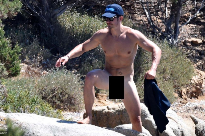 Decoding Orlando Blooms Penis Pictures: What Was He Doing
