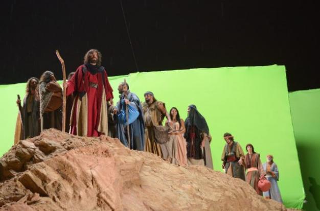 Moises y los 10 mandamientos | TVN