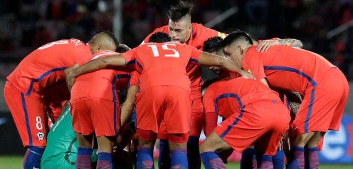 Selección  Chilena | Agencia UNO