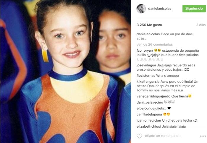 Daniela Nicolás | Instagram
