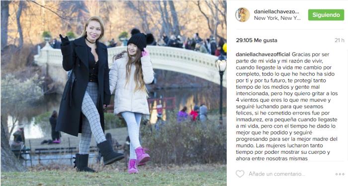 Daniella Chávez   Instagram