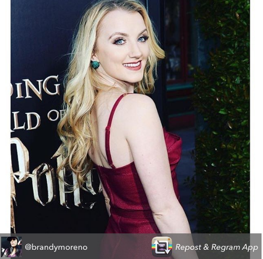 Evanna Lynch | Instagram