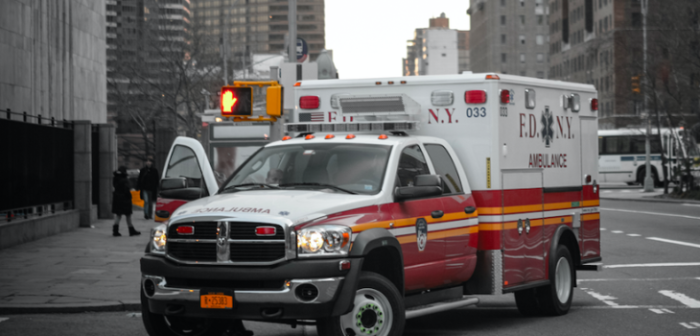 Ambulancia en Nueva York | RAW Story