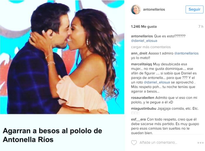 Antonella Ríos |Instagram