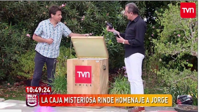Captura | TVN