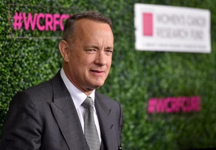 Tom Hanks | Alberto E. Rodríguez – AFP Photo