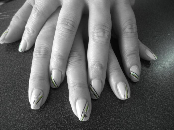 Pierced Nails La Nueva Y Extravagante Tendencia En Uñas