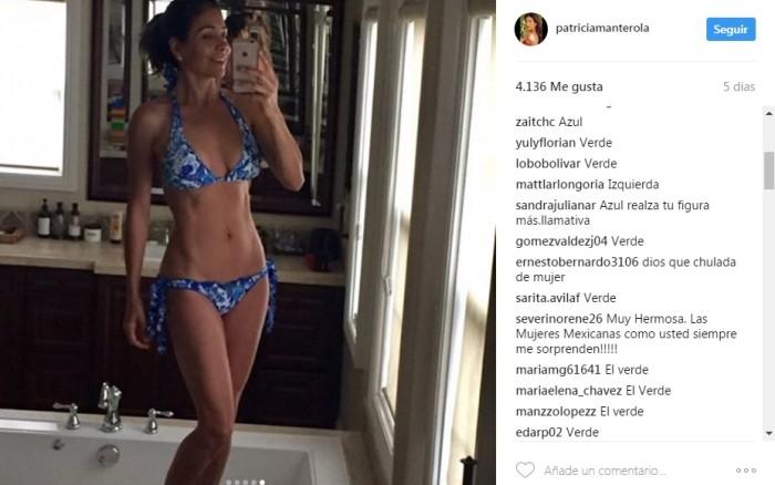 Patricia Manterola | Instagram