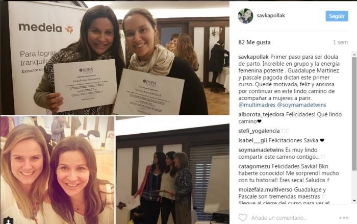 Savka Pollak | Instagram