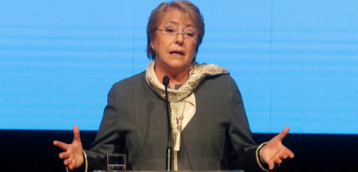 Bachelet por el Apruebo