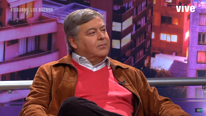 Ernesto Belloni vuelve a Morandé con Compañia