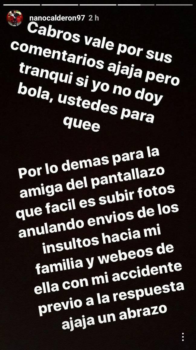 Hernán Calderón | Instagram