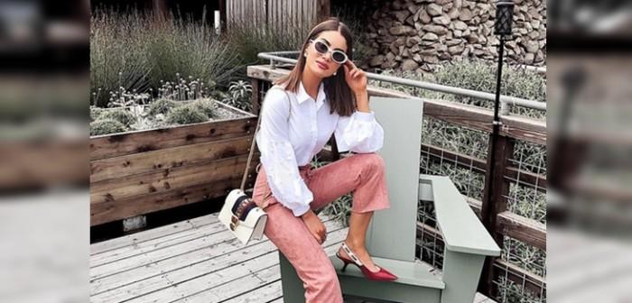 d7e29d4e27 Eres bajita  Estos son los 5 trucos de moda que debes probar en tus ...