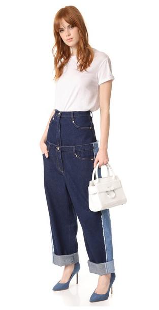Resultado de imagen para moda pantalon doble