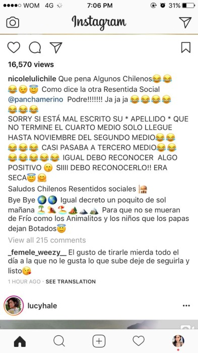 Nicole Moreno | Instagram