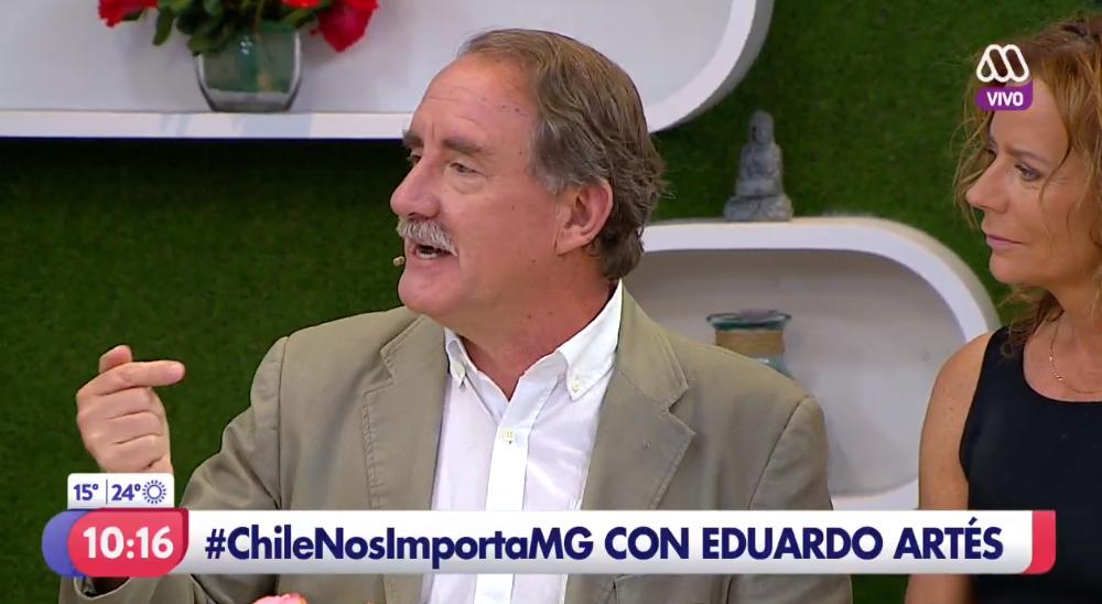 Eduardo Artés | Mucho Gusto
