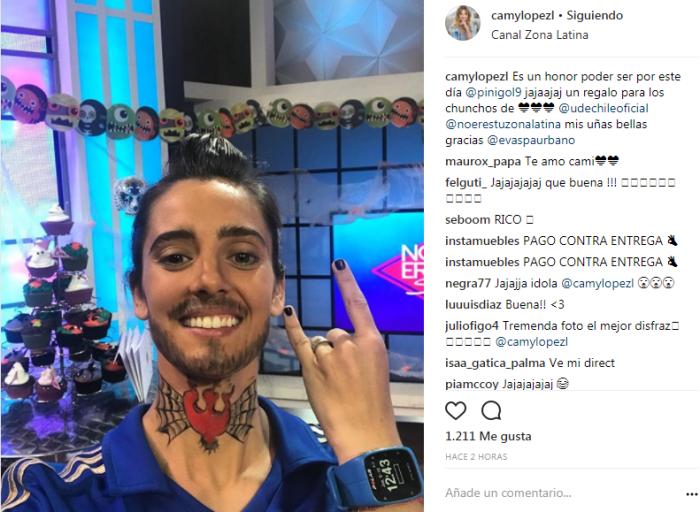 Camila López | Instagram