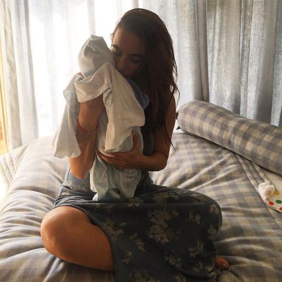 Crescente en sus primeros días | Instagram