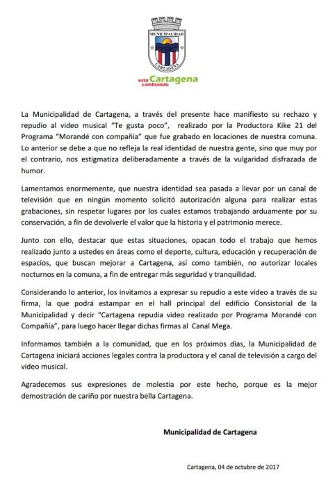 Municipalidad de Cartagena