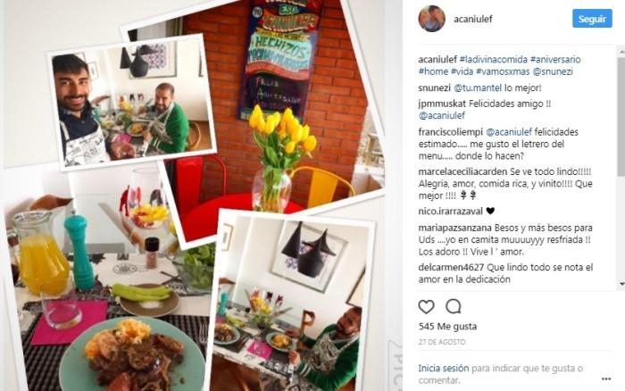 Instagram | Andrés Caniulef