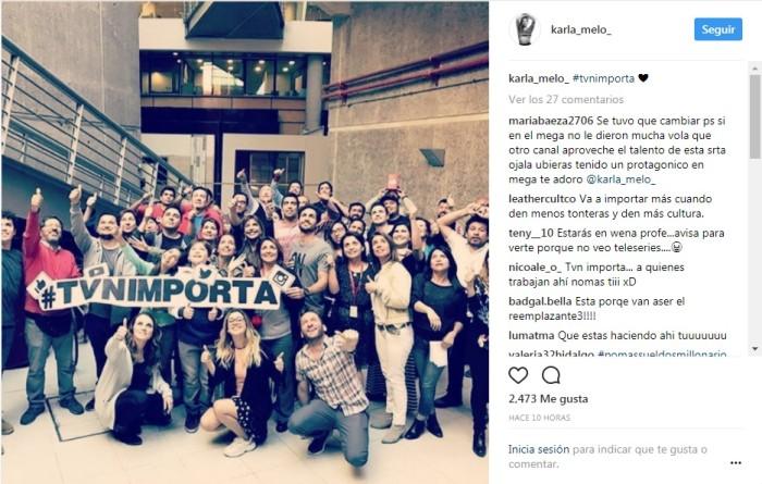 Instagram  Karla Melo