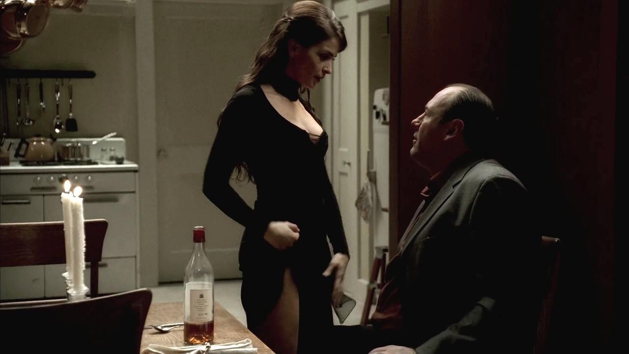 Sciorra en Los Soprano | HBO