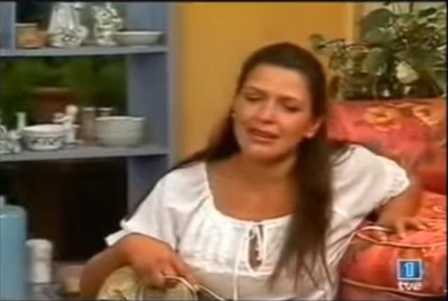 Carolina Arregui en Machos| Youtube