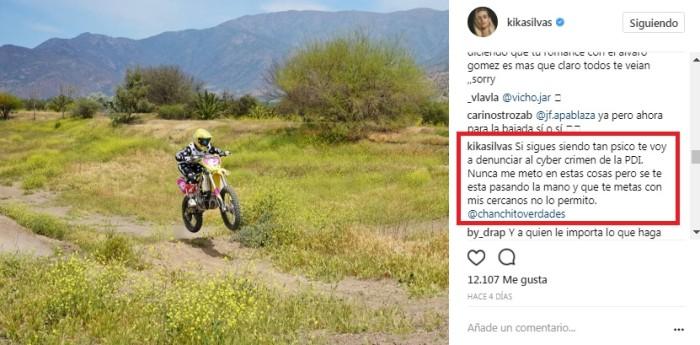 Kika Silva | Instagram