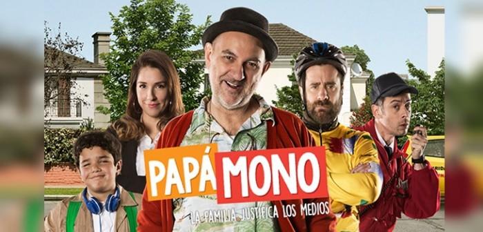Canal 13 | Papá Mono
